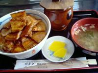 とん田豚丼1