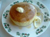 六花亭ホットケーキ2
