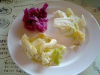 十勝千年の森カフェ・キサラ惣菜1