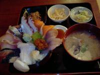 金水海鮮丼1