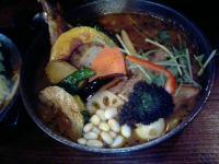 サムライパリパリチキンと野菜