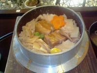味しるべ駅逓豚角煮釜飯2