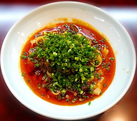 担々麺 (汁無し)