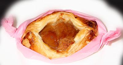 窯出しアップルパイ