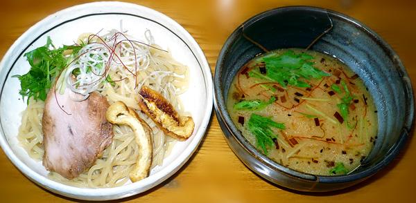 真王(しお)つけ麺