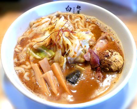 PSキトキト味噌ラーメン