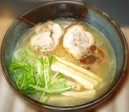 塩そば細麺