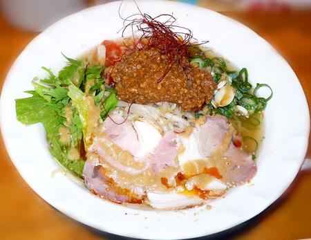 冷しタンタン麺