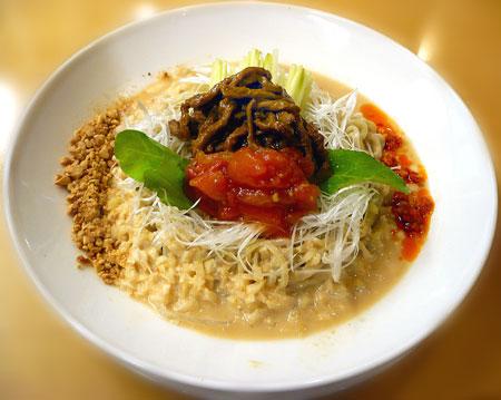 麗製(れいせい)坦々麺3