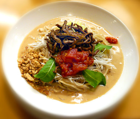 麗製(れいせい)坦々麺5