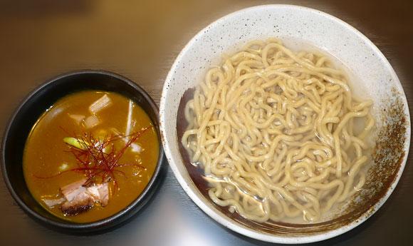 濃厚釜揚げ カレーつけ麺