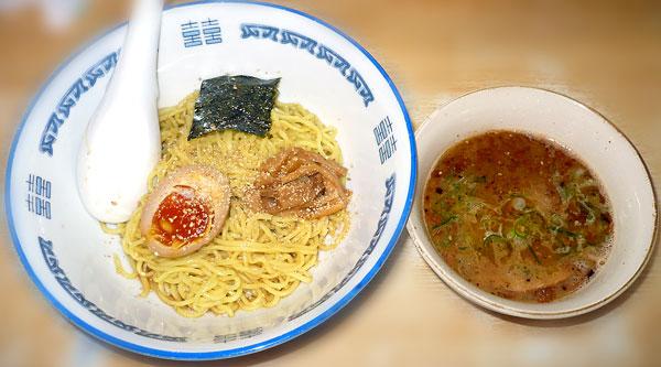 醤油カリカリつけ麺
