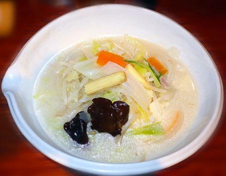 冷やし湯麺