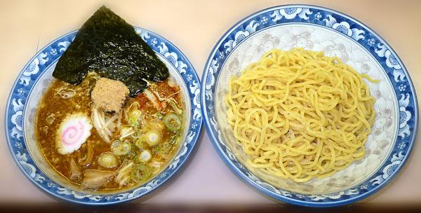 つけ麺(魚だし豚骨)