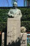 井上省三の銅像