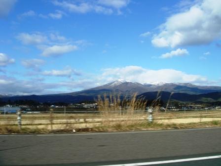 1.磐梯山