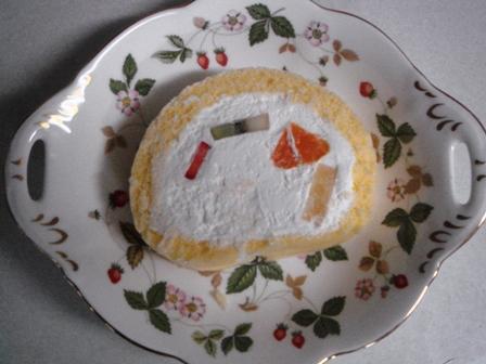 2-2ロールケーキ