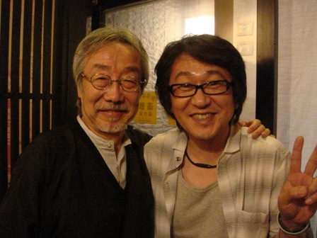 KYOさんと小室さん小