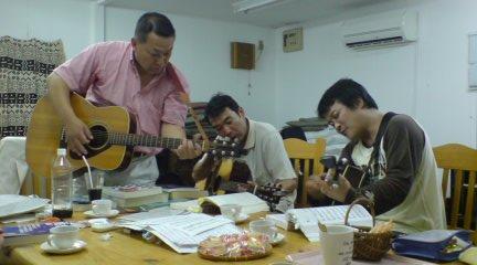 西川フォークソングクラブ
