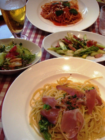 1-2イタリアン料理