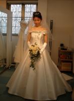 ホワイトドレス*