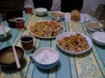 トリ胸&野菜炒めパーティ