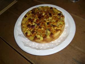 ワンコ用 サツマイモケーキ