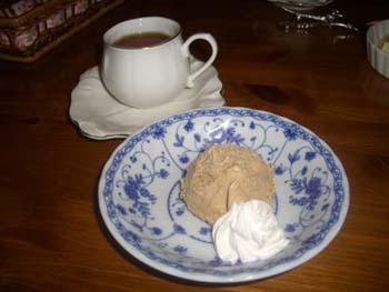 紅茶のアイス