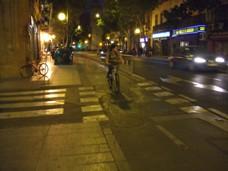 自転車セリ