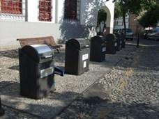 ゴミ箱グラナダ