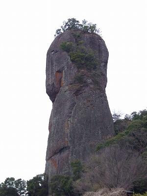 不動岩タテ