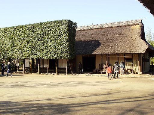 江戸時代の農家