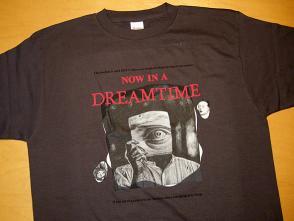 夢時間Tシャツチャコールサンプル