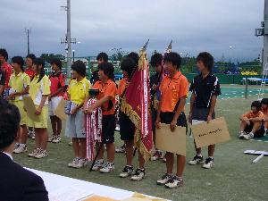 新潟県中学校総合体育大会
