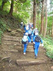 2009 全校登山