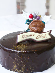 blog紅茶のチョコレートムース
