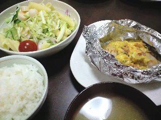 3/30の夕食