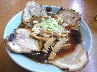 ダルマヤラーメン(チャーシュー麺)