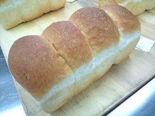 ちょいデブ女作:ミニ食パン♪