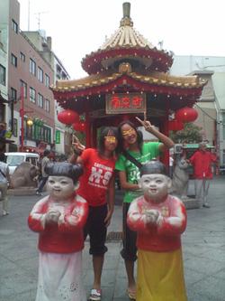 南京町ももまき ブログ