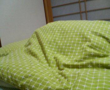 起きて下さいよ~