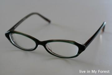 メガネ ブログ