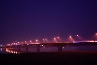 かもめ大橋夜景