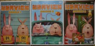 USAVICH DVDs