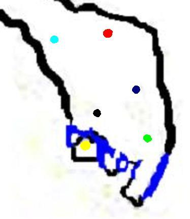 西宮市 南部 雨量観測所