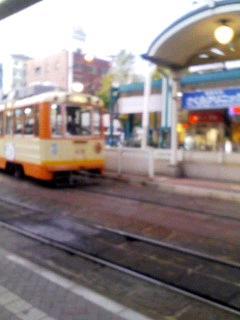 松山市電車両