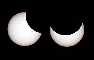 1987年7月31日 日食