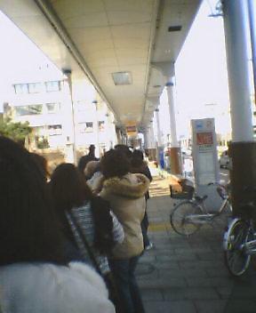 シュークリーム行列3