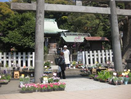瀬戸神社の