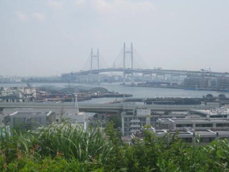 港の見える丘展望